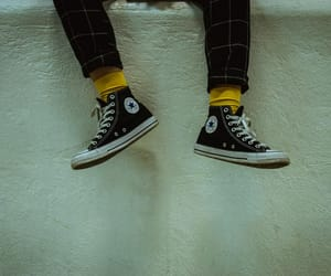 alternative, converse, and grunge image
