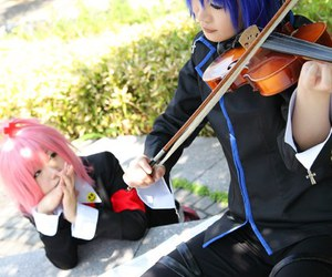 cosplay, shugo chara, and ikuto image