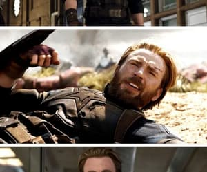 chris evans, Marvel, and movie image