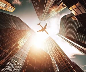adventure, amazing, and plane image