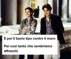 frasi, hugh grant, and italiane image