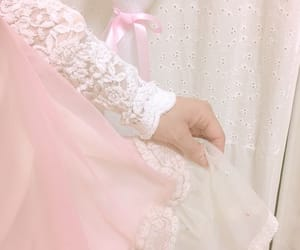 pale, pink, and soft image