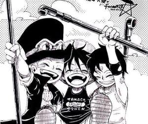 ace, anime boys, and sabo image