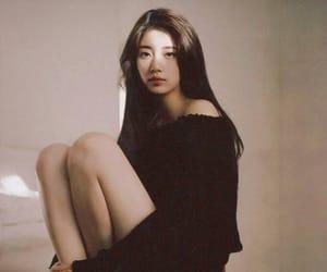 korean, suzy, and bae suzy image