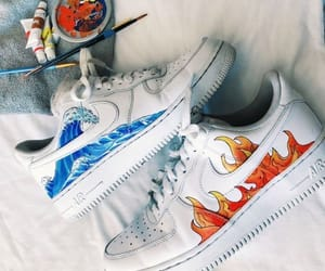 shoes, art, and fashion image