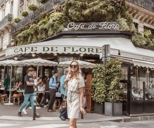 art, cafe, and chic image