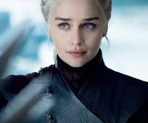 daenerys targaryen, game of thrones, and emilia clarke image