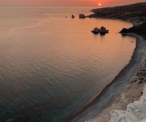 summer, wanderlust, and sunset image