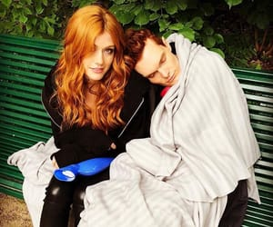 kat mcnamara, shadowhunters, and luke baines image