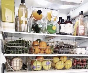fridge, organization, and storage image