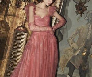 dress, haute couture, and Monique Lhuillier image