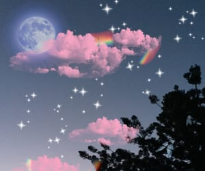 aesthetic, clouds, and lust image