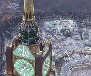 mecca, islam, and muslim image