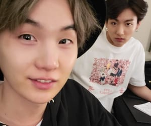 bts, suga, and jungkook image