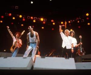 80s, band, and Freddie Mercury image