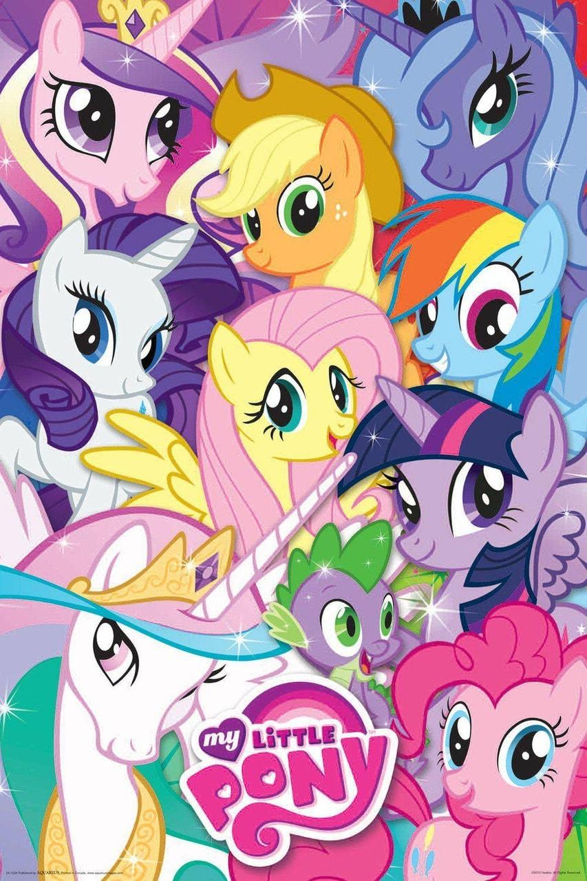 My Little Pony Wallpaper Shared By Marvelousgirl94