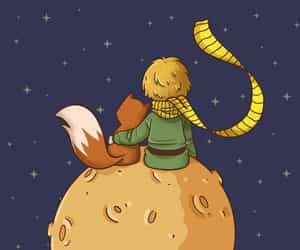 the little prince and wallpaper image