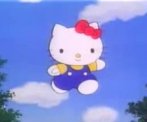 colorful, hello kitty, and kawaii image