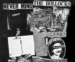 sex pistols, punk, and god save the queen image