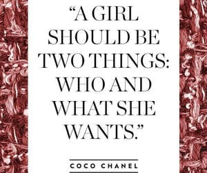 coco chanel, emancipation, and feminism image