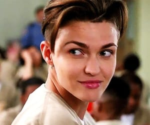 gif, ruby rose, and oitnb image
