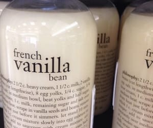 vanilla, french, and aesthetic image