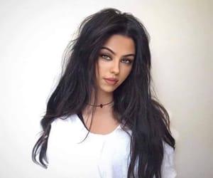 arabs, arab girl, and arabbeauty image