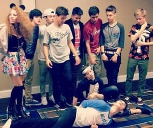 magcon, magcon boys, and old magcon image