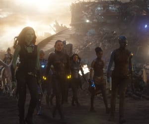 Marvel, Avengers, and valkyrie image