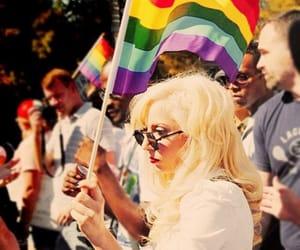 Lady gaga, gay, and lgbt image