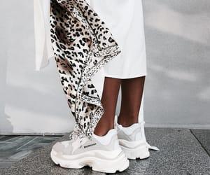 Balenciaga, fashion, and sneakers image
