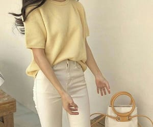 yellow and soft image