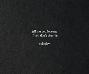quotes, coldplay, and words image