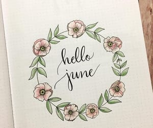 artsy, june, and summer image