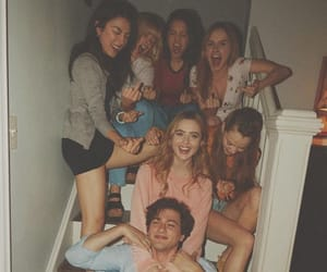 the society, kathryn newton, and harry bingham image