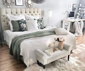 beauty, bedroom, and cozy image