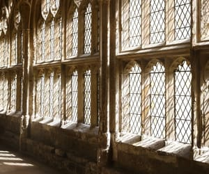architecture, harry potter, and hogwarts image