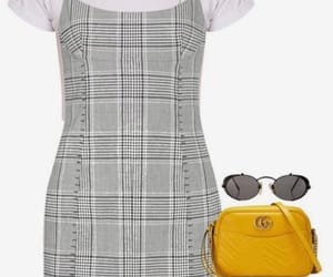bag, clothing, and clothes image