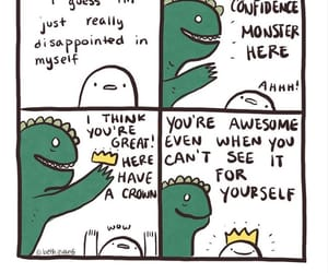anxiety, anxious, and confidence image