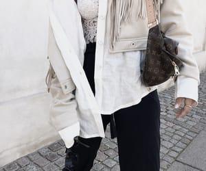 fashio, fashion, and outfit image