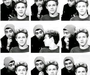 niall and zayn image