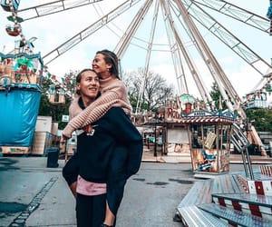 boyfriend, fun, and girlfriend image