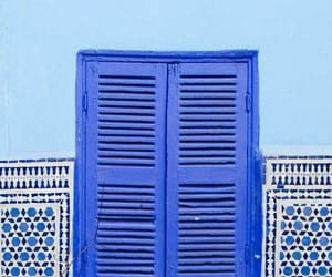 blue and facades image