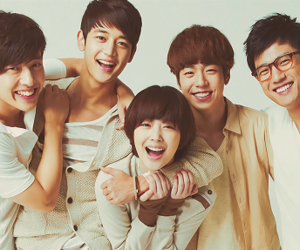 to the beautiful you and SHINee image