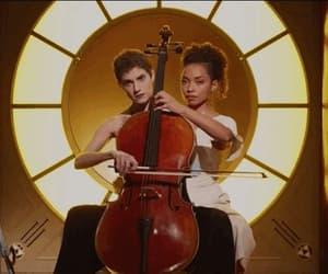 film, cello, and gif image