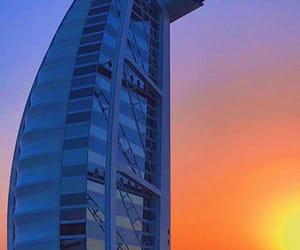 aesthetic, Dubai, and sky image