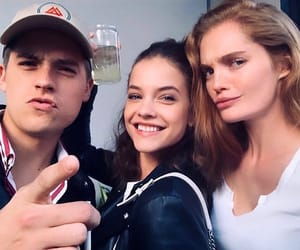 barbara palvin and dylan sprouse image