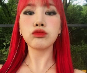 girl, korean, and jimin image