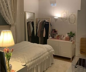 bedroom, room, and style image