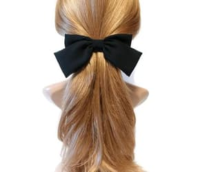 etsy, hair accessories, and chiffonbowbarrette image
